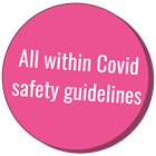 Within Covid safety guidelines